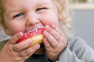 Проблема детского ожирения и его профилактика