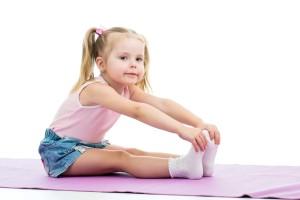 Как сохранить здоровье детской спины: все об осанке