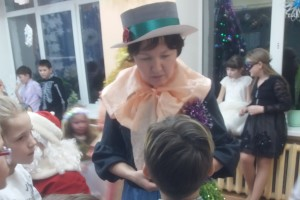 Новогоднее представление «Приключения поросенка Фунтика»