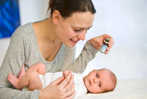 витамин Д детям