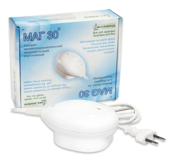 Магнитотерапия (Маг)